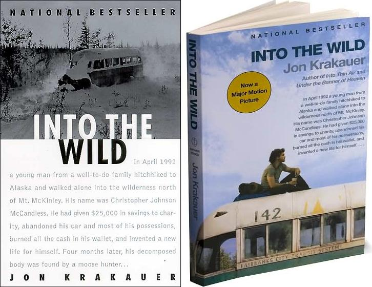 jon krakauers into the wild essay Into the wild [jon krakauer] on amazoncom free shipping on qualifying offers in april 1992 a young man from a well-to-do family hitchhiked to alaska and walked alone into the wilderness north of mt mckinley.
