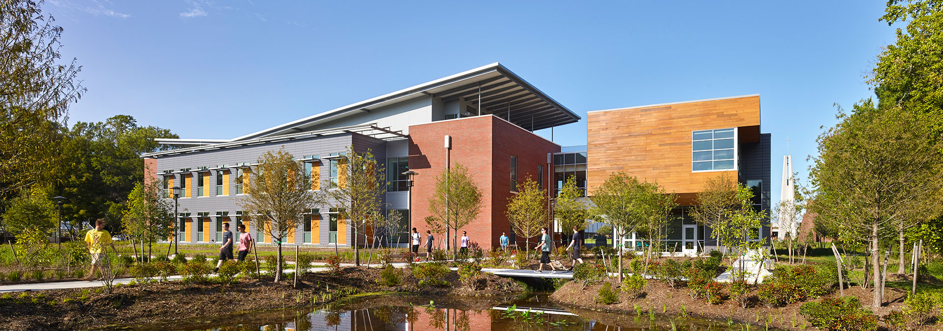 Greer Environmental Sciences Center