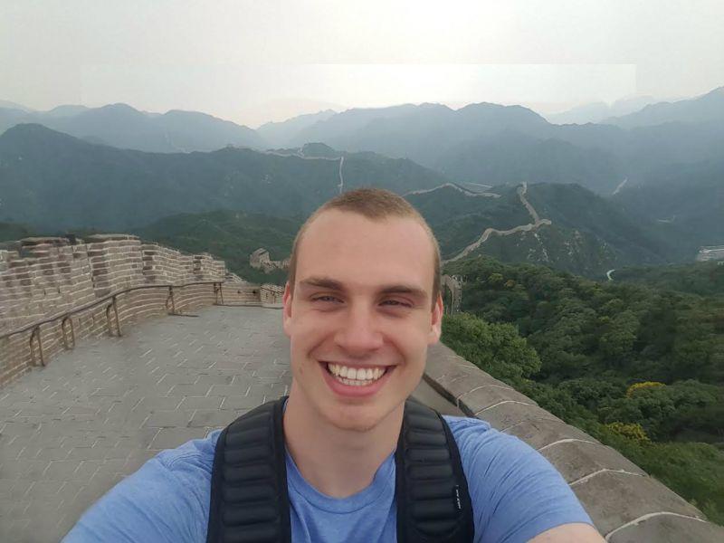 Alex McComb Great Wall of China