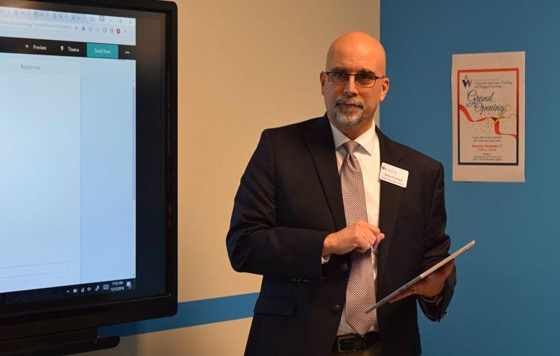 Robert Leitgeb, Chief Technology Officer