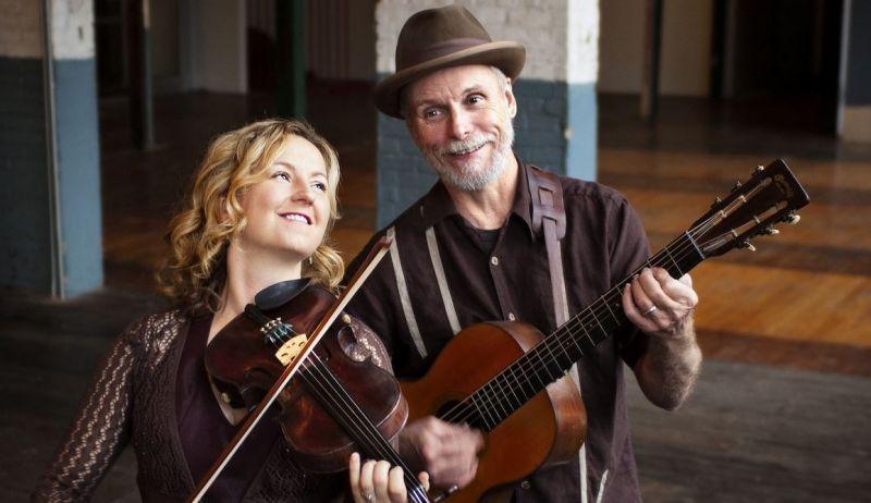 Erynn Marshall and Carl Jones