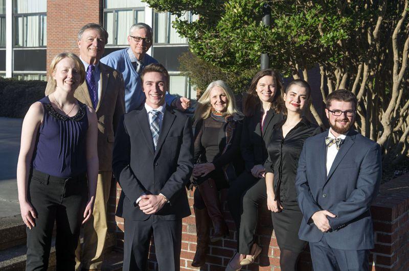 2017 VWC Ethics Bowl Team Captains