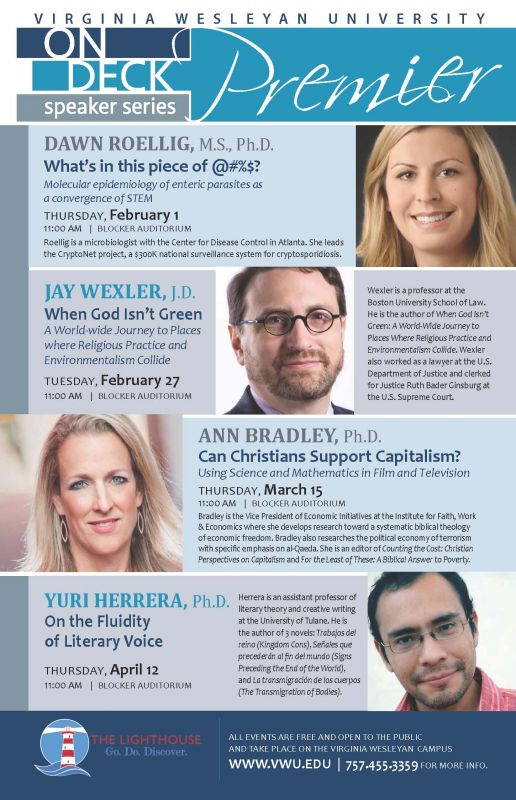The Lighthouse Announces Impressive Lineup of Speakers for