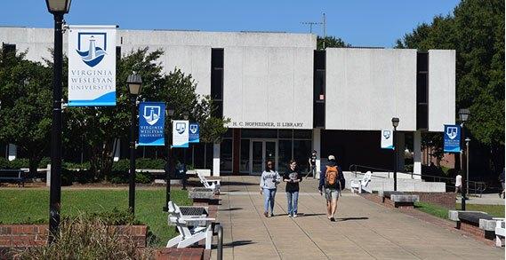 About Us Virginia Wesleyan University
