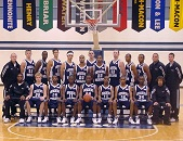 2006 Men's Basketball Team