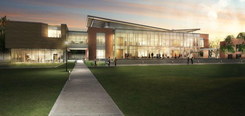 Virginia Wesleyan College Announces Greer Environmental Sciences Center Virginia Wesleyan