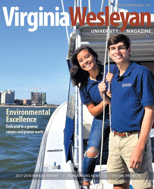 VWU Magazine Special Annual Report Edition