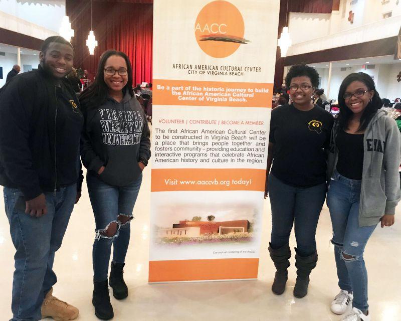 Celebrating Black History Month Virginia Wesleyan University